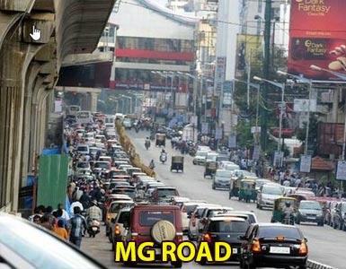 MG Road Call girls Bangalore